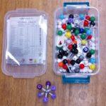 Parts to build molecules